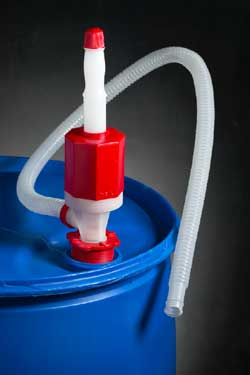 Heavy Duty Siphon Drum Pump