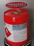 Gulf MACH 116 Octane- Unleaded 5 Gal