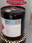 Gulf MACH 110 Unleaded Racing Fuel - 5 Gal