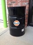 Gulf MACH 105 Octane Unleaded Race Gas - 54 Gal