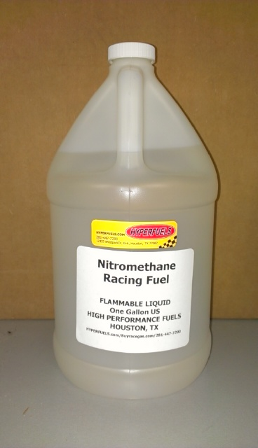 Nitromethane - 1 Gallon ( Back Order) Ships 4/23/21