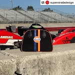 Gulf Helmet Bag
