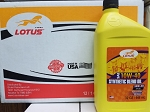 Lotus Lubricants 10W-40 Motor Oil - 1 Quart